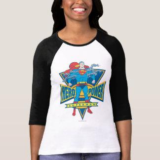 Superman - puissance de héros t-shirt