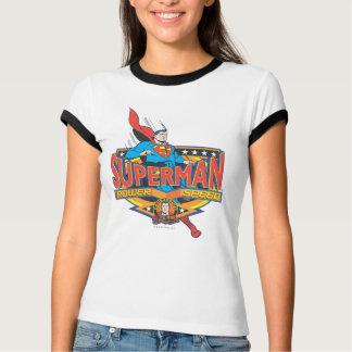 Superman - puissance, vitesse t-shirt