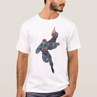 Superman - rouge t-shirt