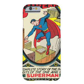 Superman (Volledig Verhaal) Barely There iPhone 6 Hoesje