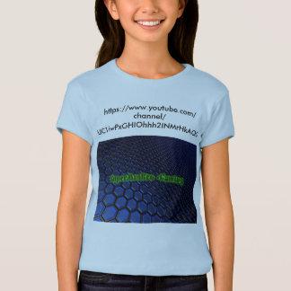 SuperManBro - T-shirt de filles de jeu
