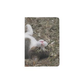 Support à l'envers de passeport de Kitty Protège-passeports