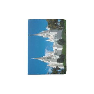 Support de passeport de temple de San Diego la Protège-passeports