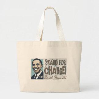 Support pour le sac de changement