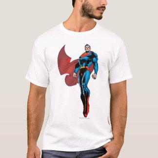Supports de Superman grands T-shirt