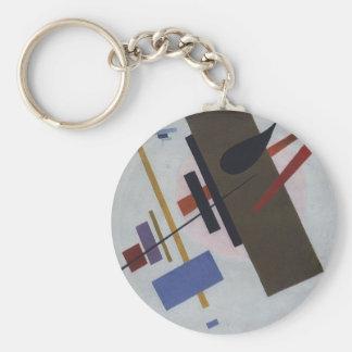 Suprematism par Kazimir Malevich Porte-clés