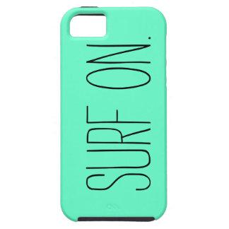 """""""Surf sur"""" le cas de l'iPhone 5/5s Étuis iPhone 5"""