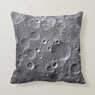 Surface de lune coussin décoratif