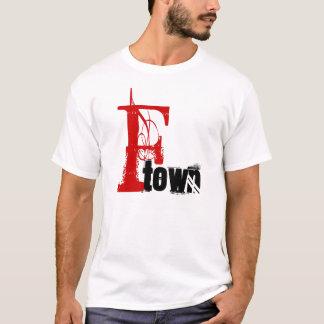 SURNOM de T-shirt de CONCEPTION de MARQUE ROUGE de