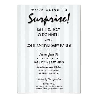 SURPRISE ! 30ème ou toute invitation de fête