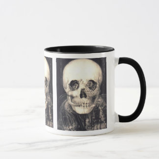 Surprise No2 - tasse de crâne de Halloween