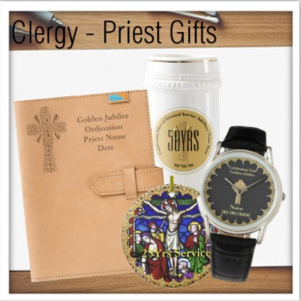 Clergy Gifts Personalized