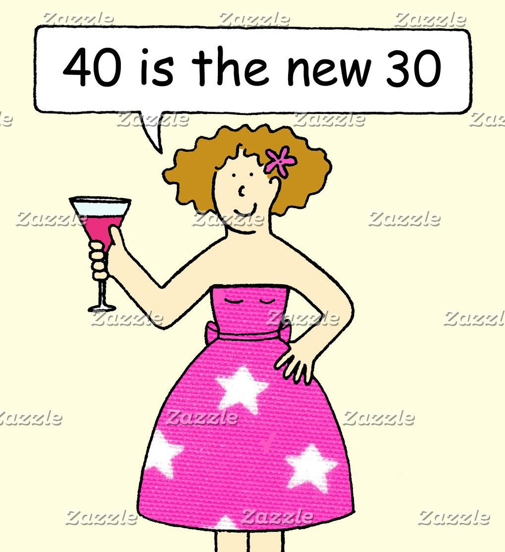 Birthdays Age Specific.