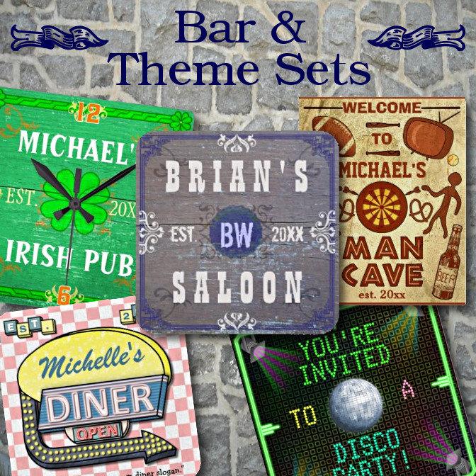 Bar Sets / Matching Home Sets