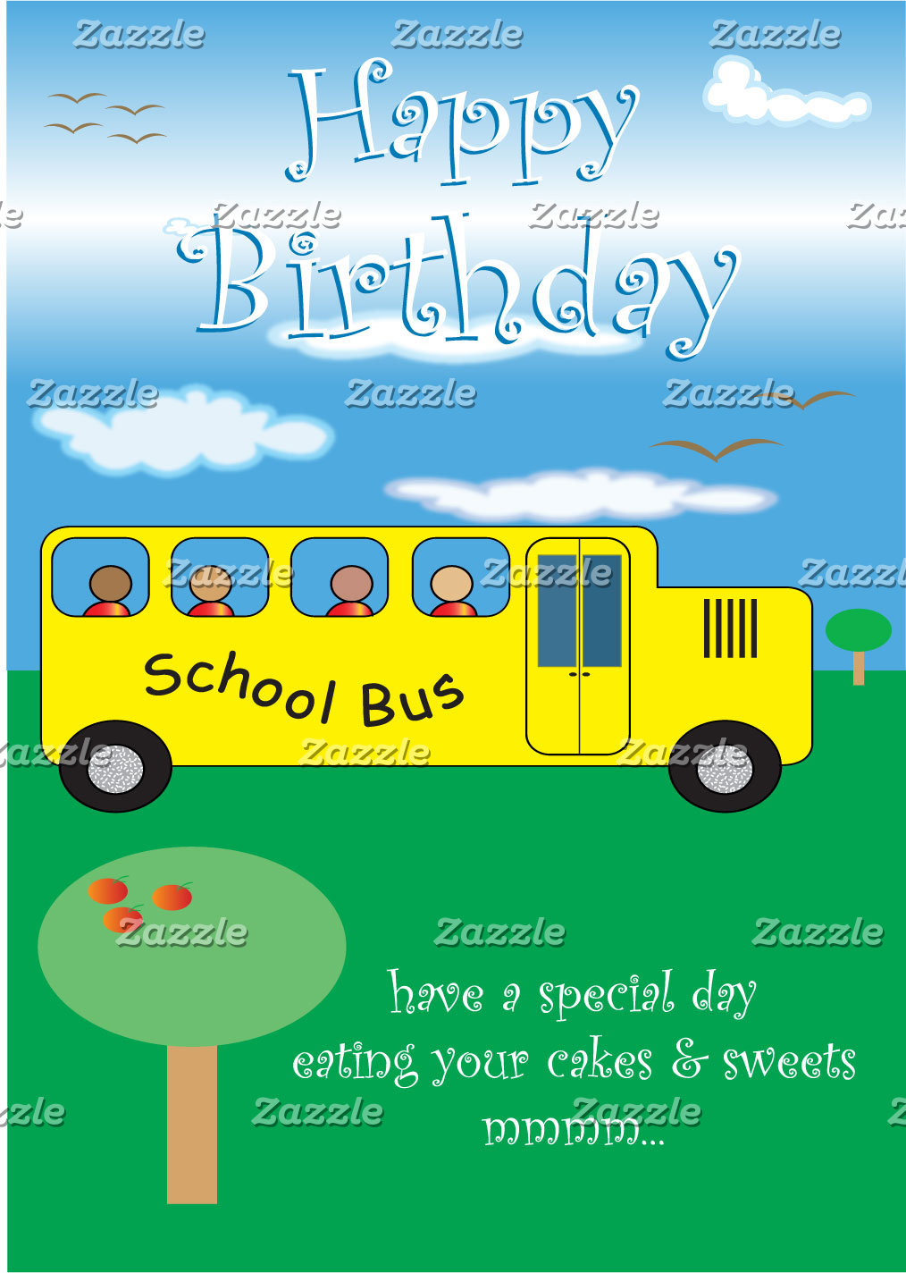 Birthday Cards for Children