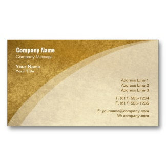 ► Elegant Business Cards
