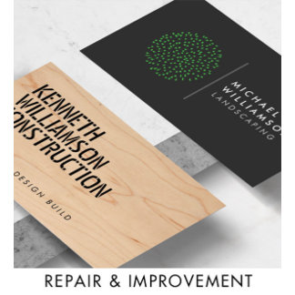 REPAIR and IMPROVEMENT
