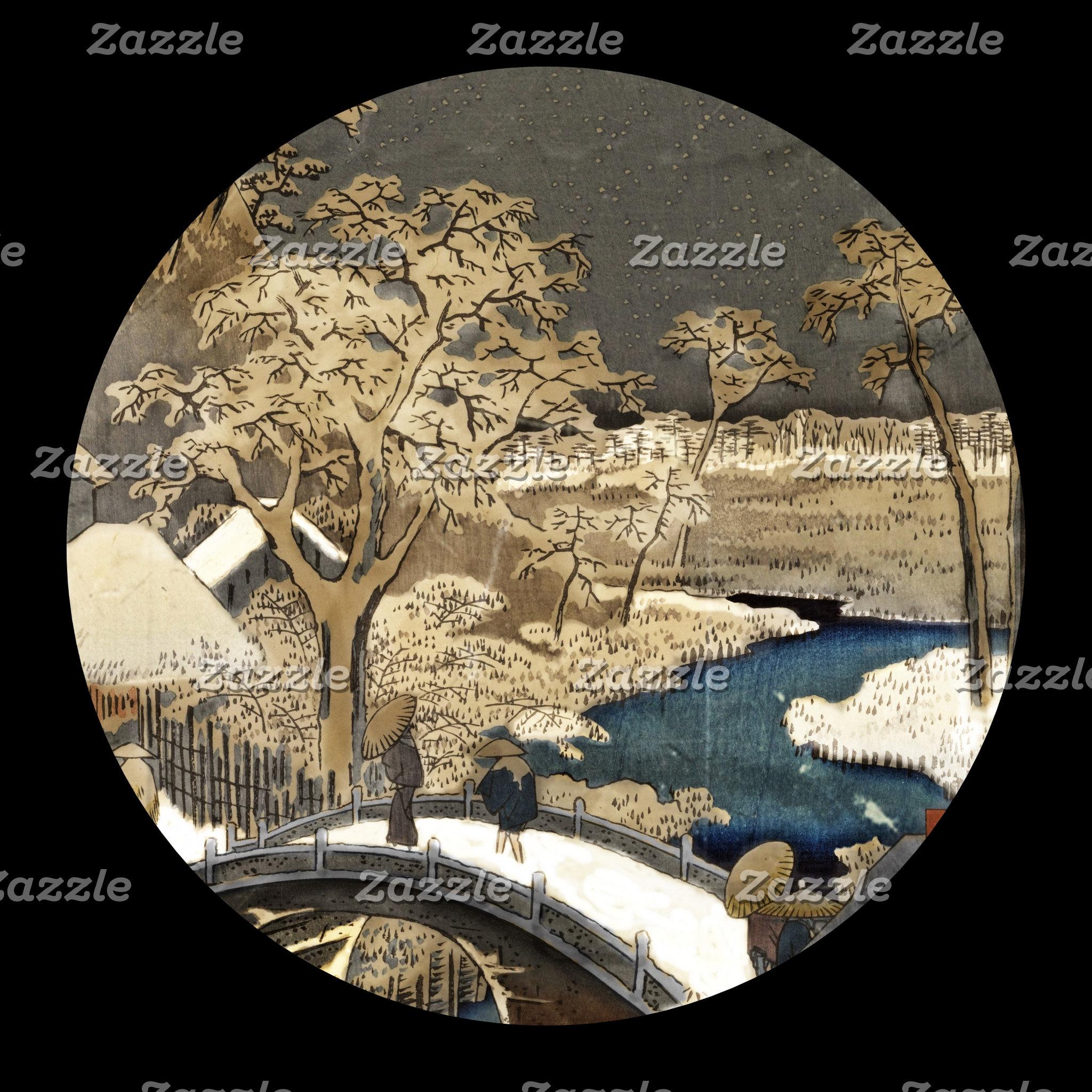 Oriental Influences
