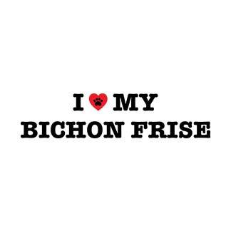 I Heart My Bichon Frise