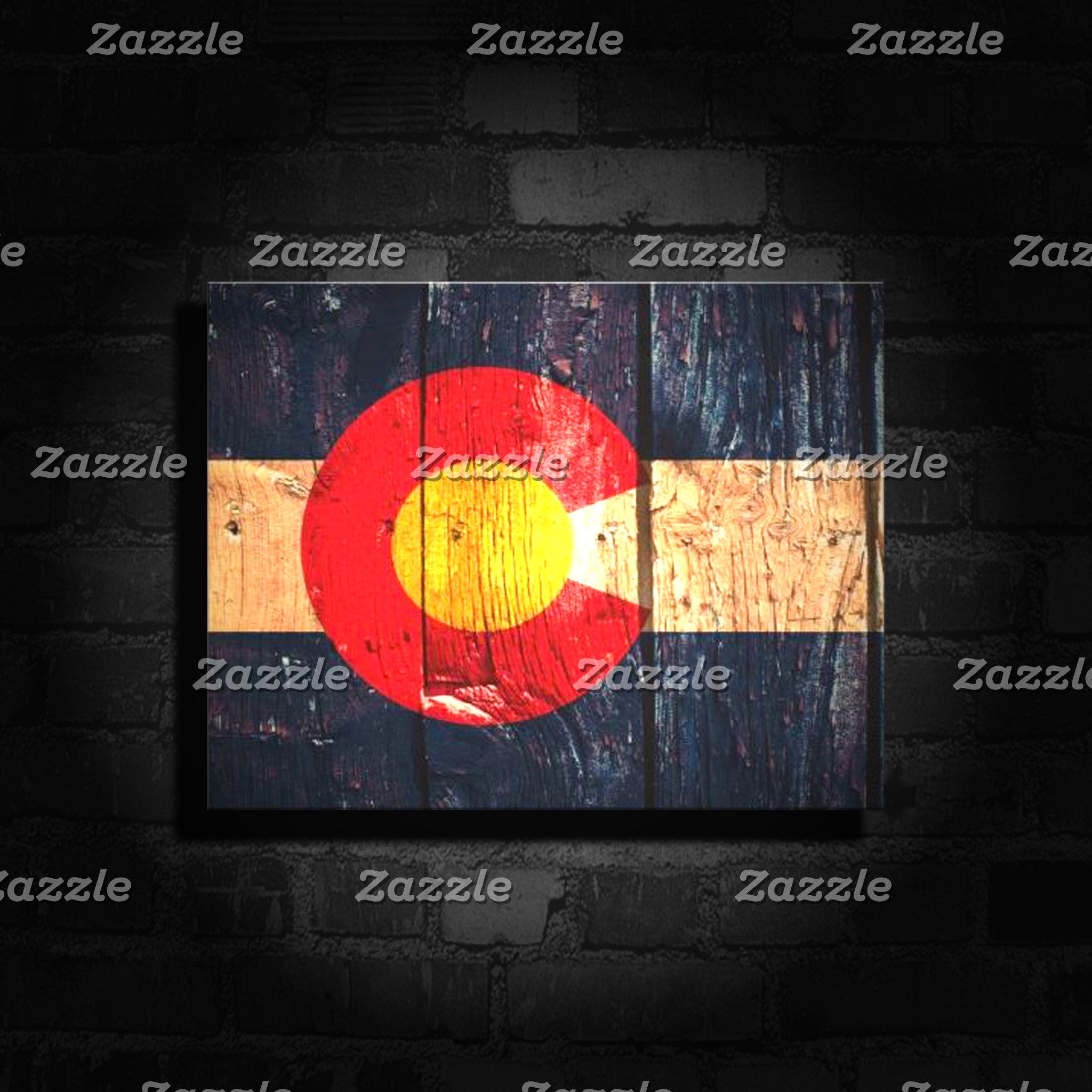 Rustic Colorado wood designs