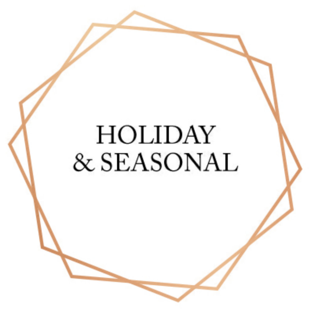 Holidays & Seasonal