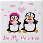 Valentine Penguins