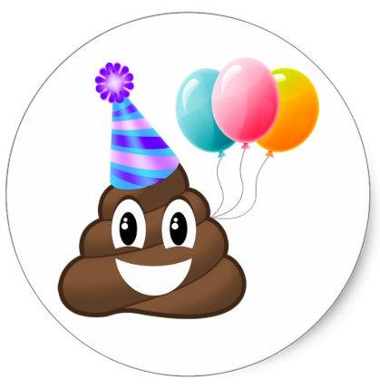 Emoji Themed Birthday Gifts, Cards & Invitations
