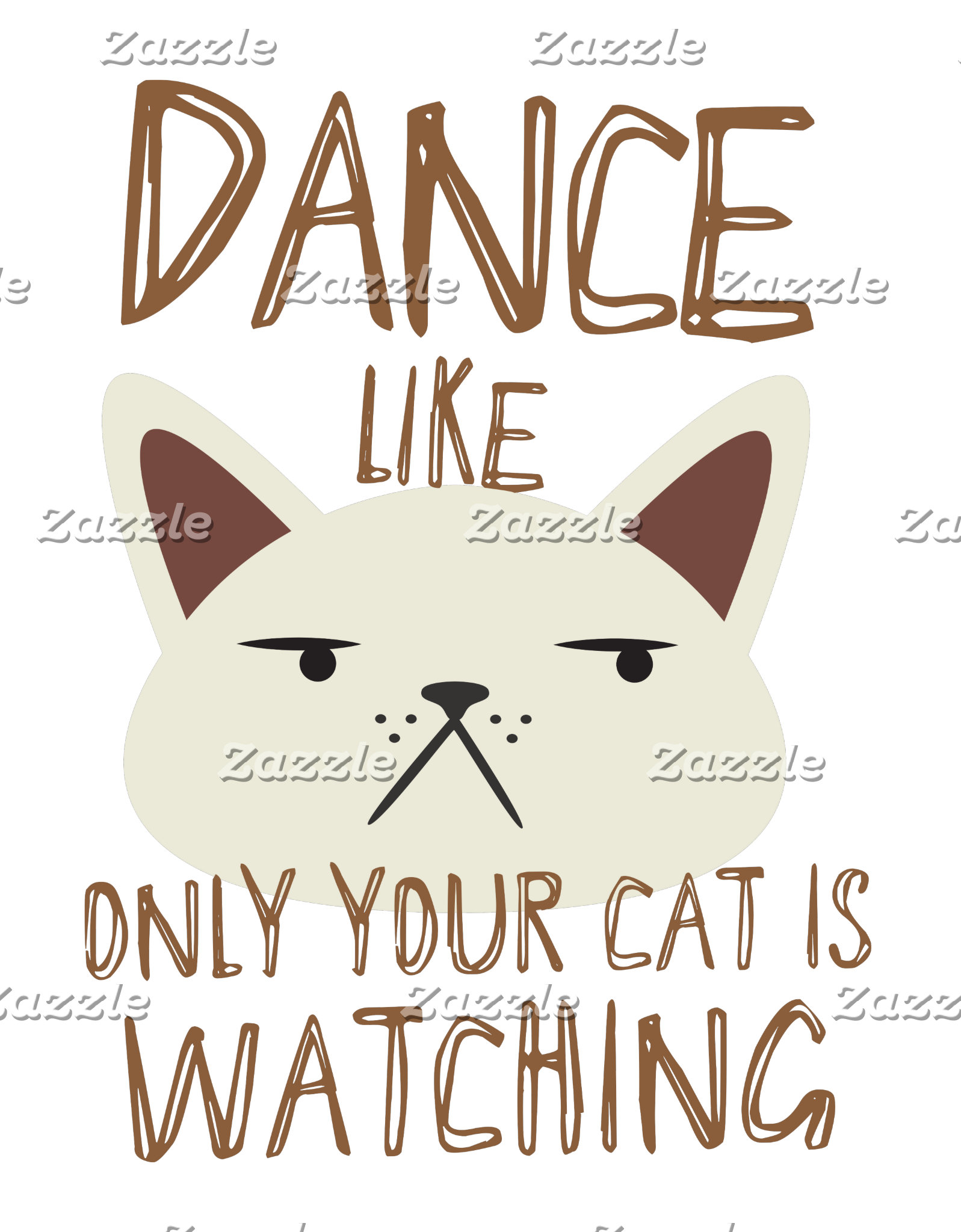Dance like only your cat is watching