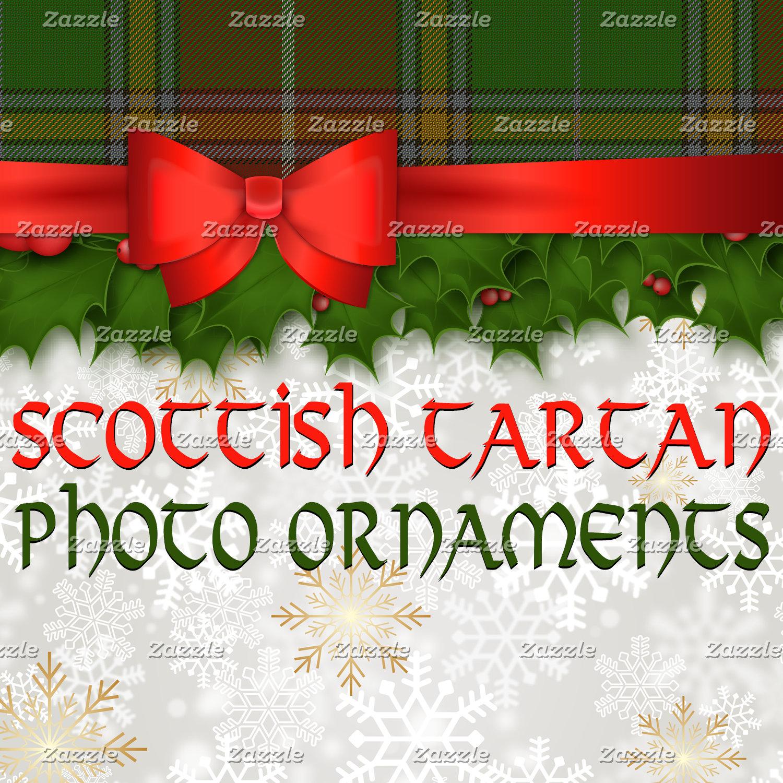 - Tartan Ornaments
