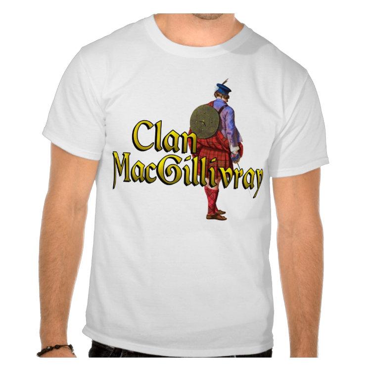 Scottish Clan Shirts
