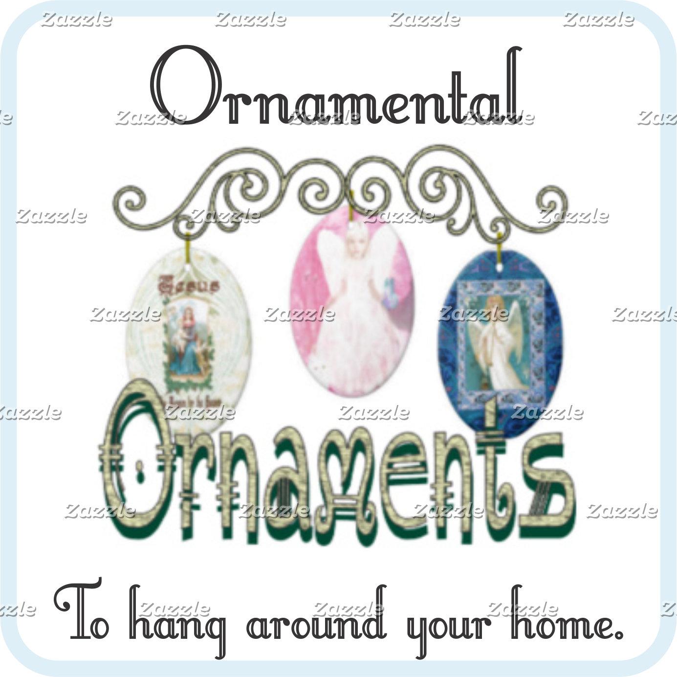❤  Ornaments