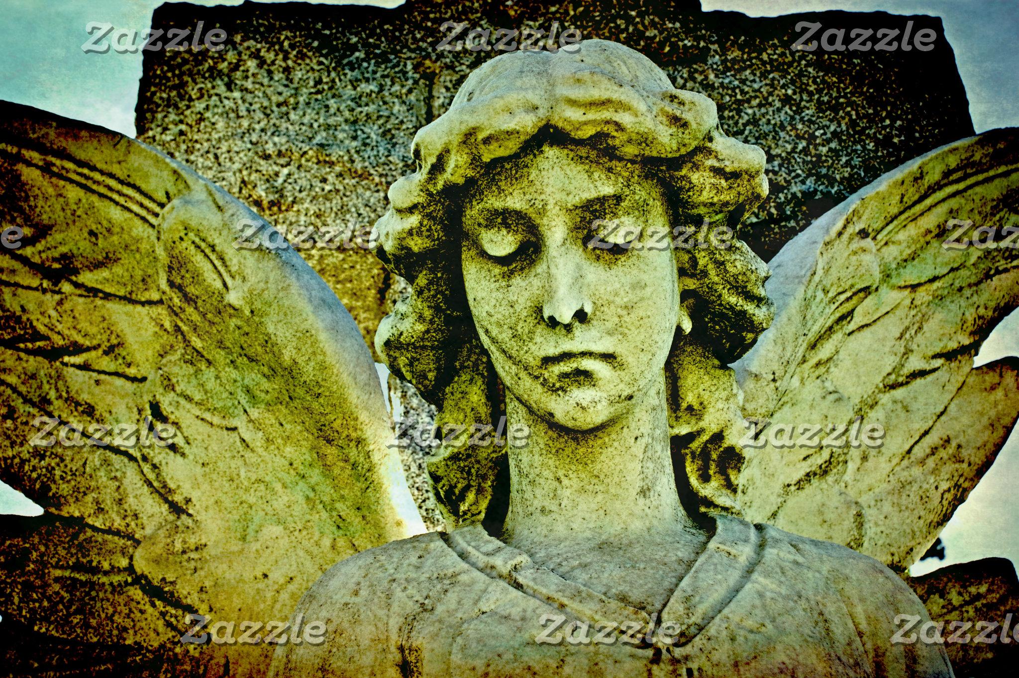 Cemetery Art/Statues
