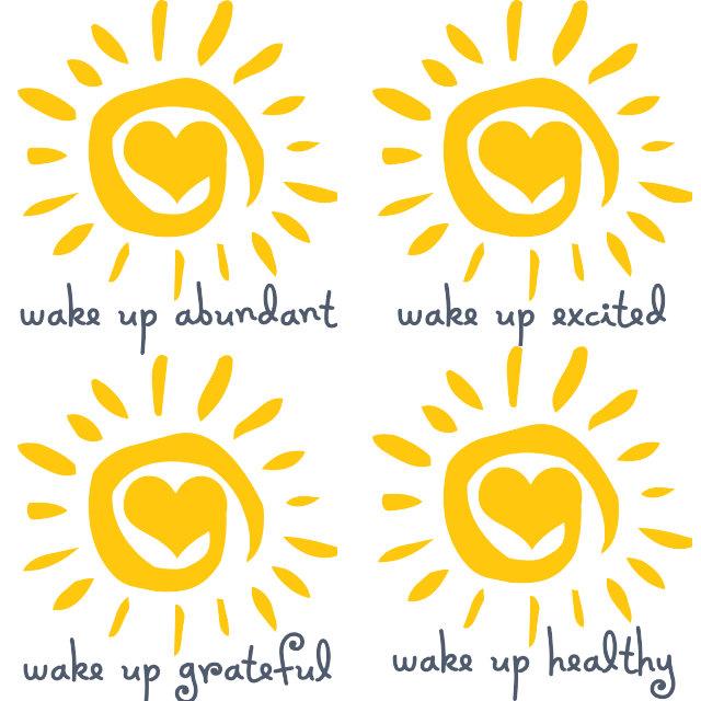Wake Up Series