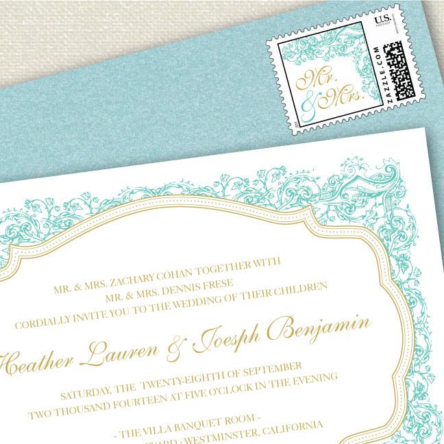 Envelopments Wedding