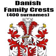 Danish Family Crests