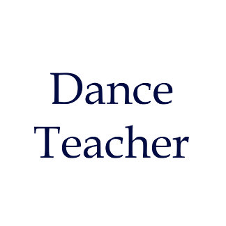 Dance Teacher