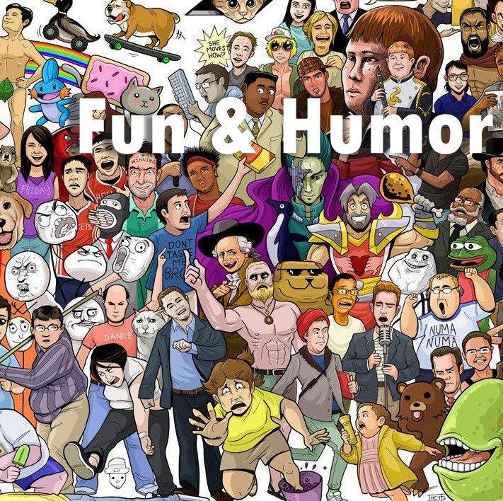 *Fun, Humor, Novelty