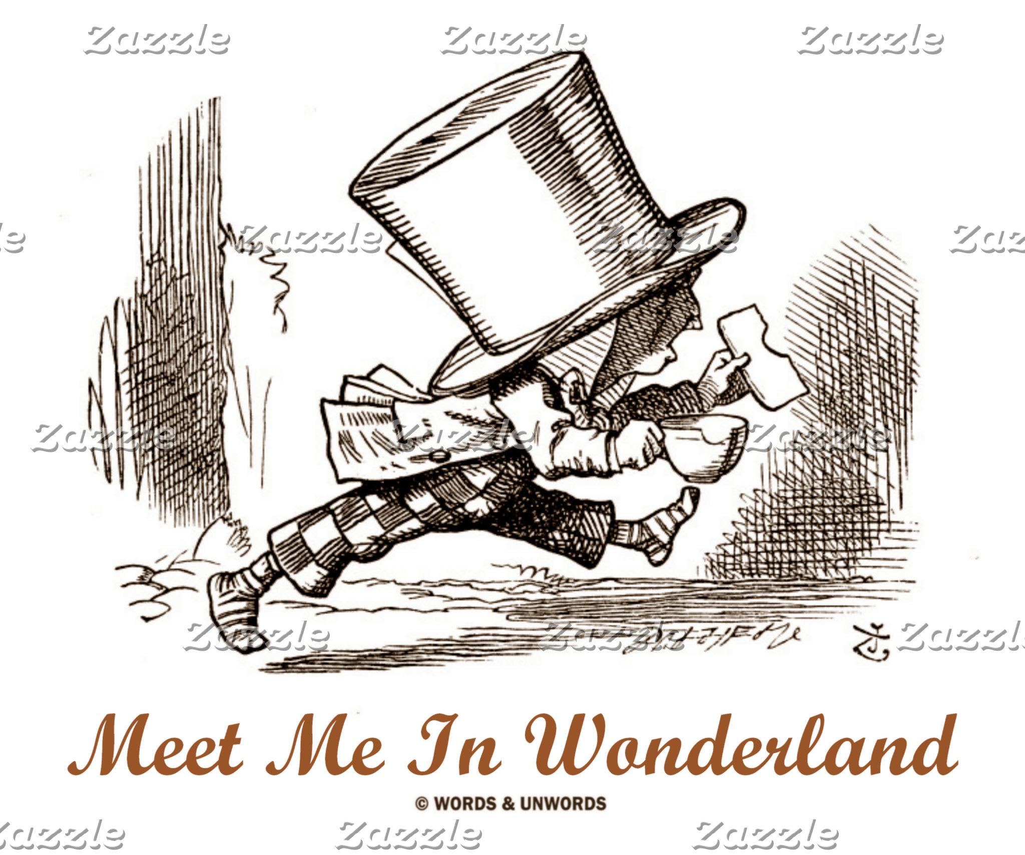 Wonderland (Alice In Wonderland Adventure)