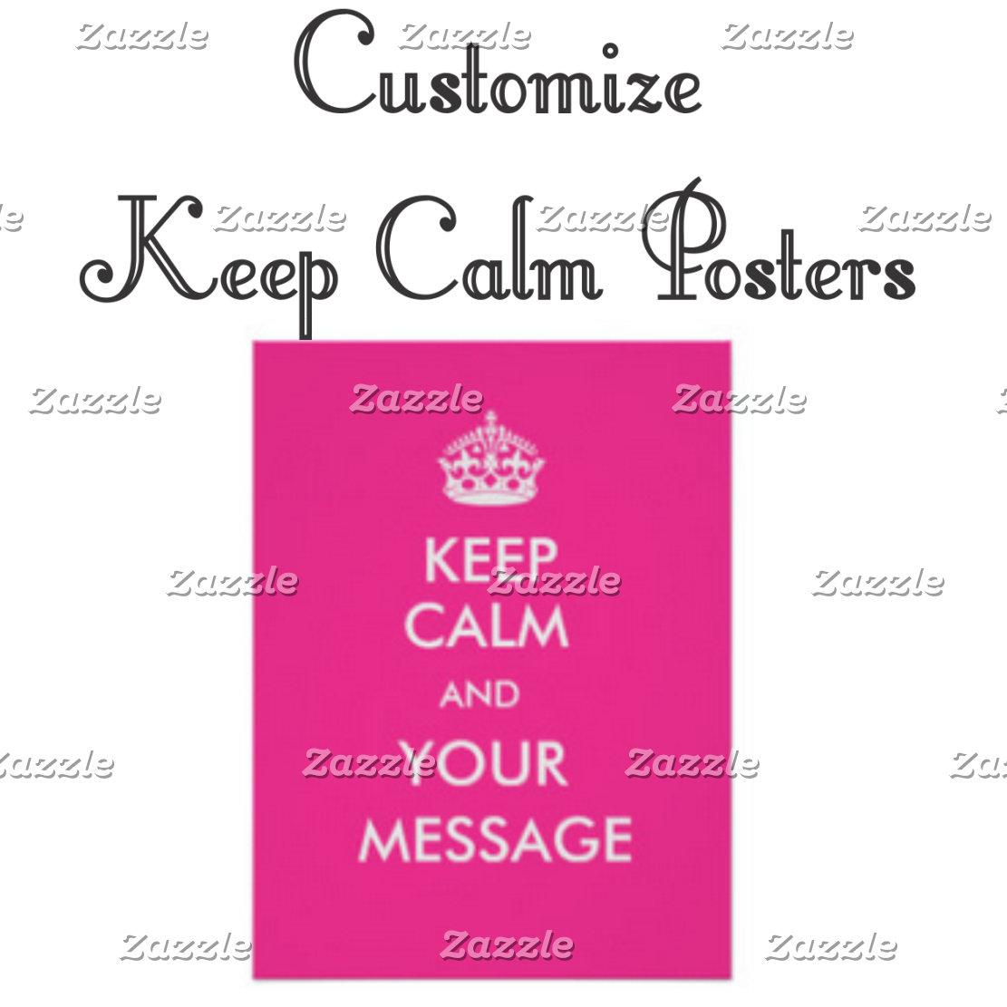 ❤ Keep Calm