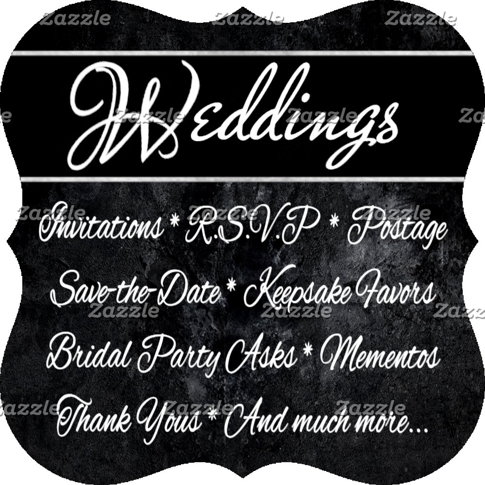 ♥ Weddings ♥