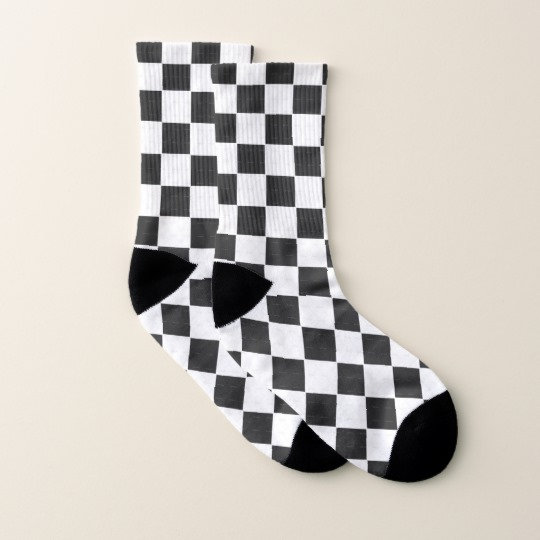 SOCKS (All-Over-Print)