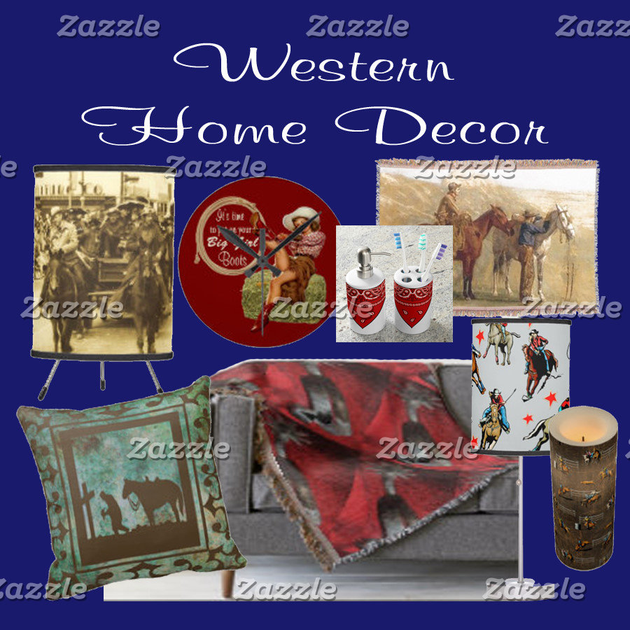 WESTERN HOME DECOR