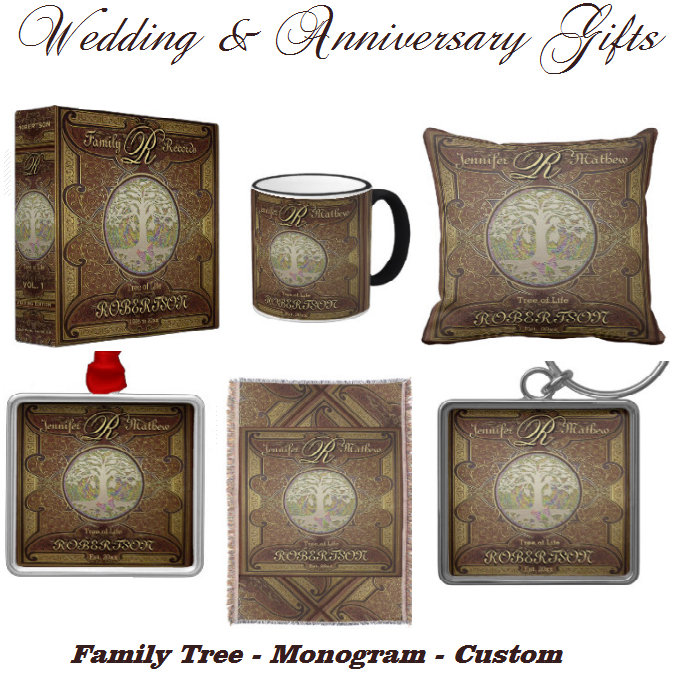 Monogram Family Tree