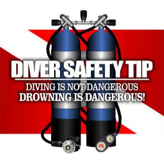 Diver Safety Tip