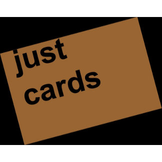 Just cards