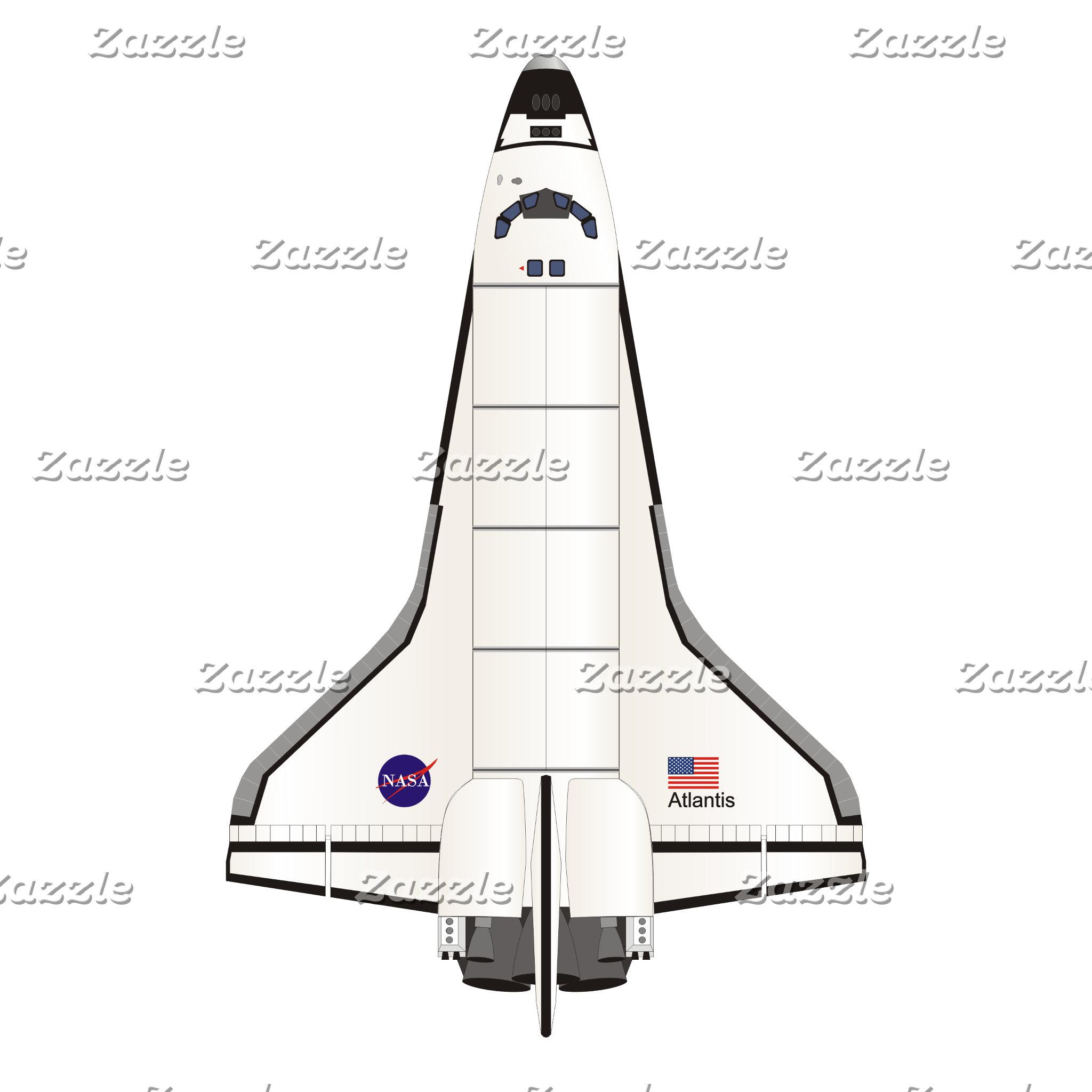 Shuttle Atlantis