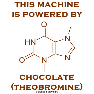 This Machine Is Powered By
