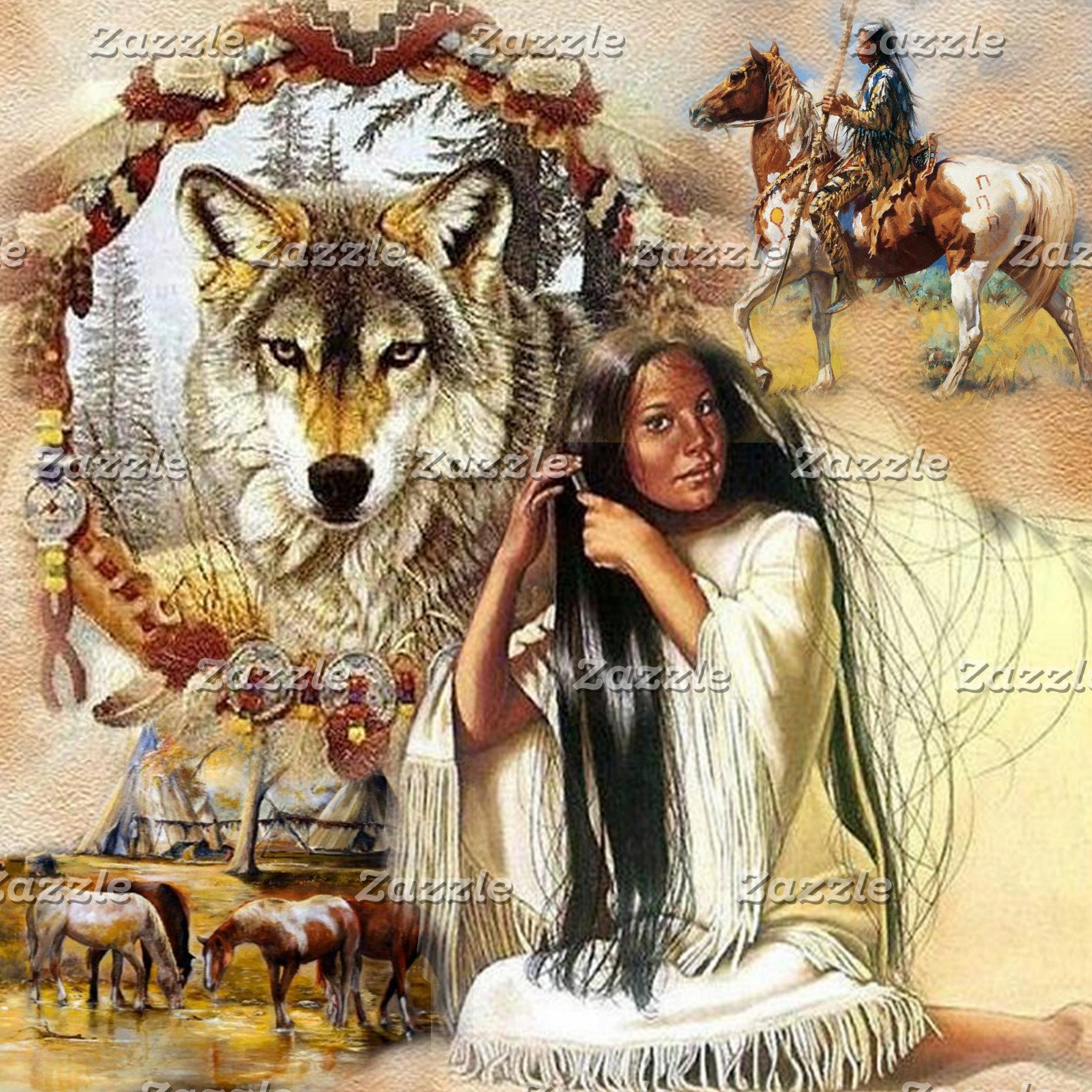 *Tribal, Native American