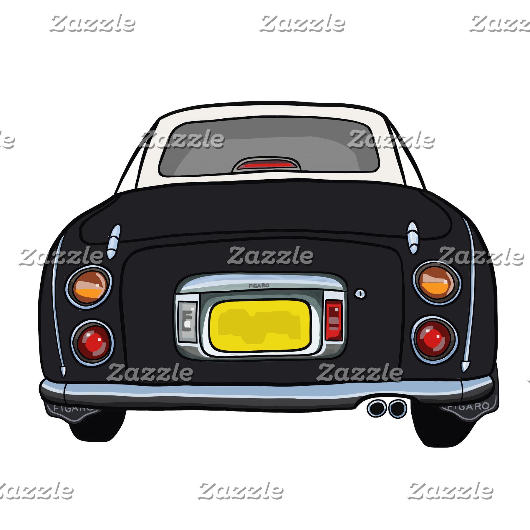 Black Figaro Car