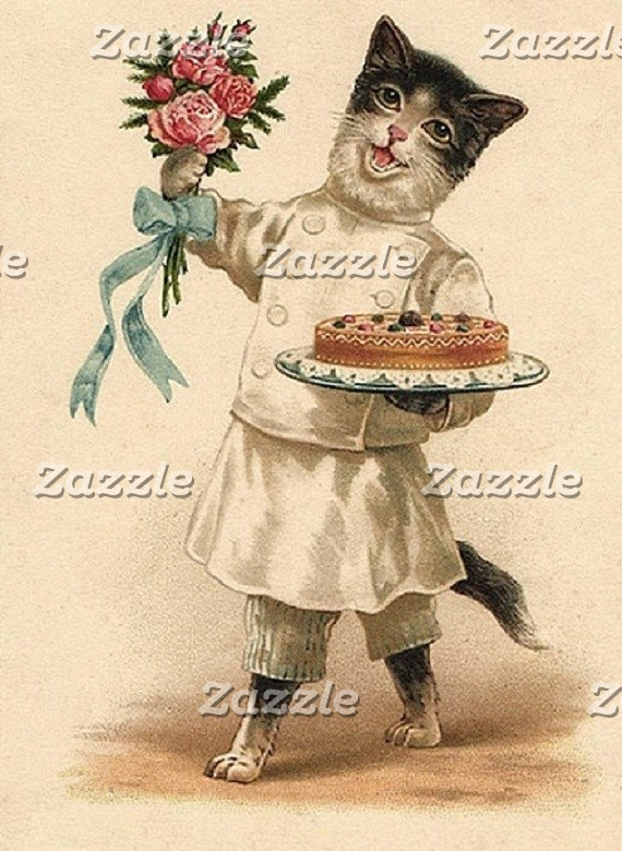 Vintage Congratulations & Best Wishes